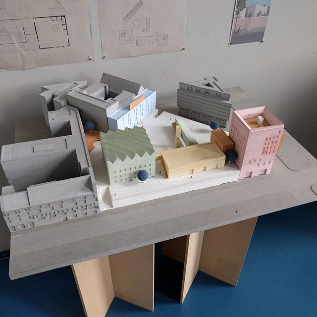 Innenarchitektur Studium Aachen wonderful models lukas pauw at our gebaudelehre chair in aachen
