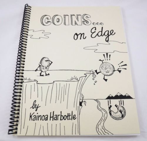 Coins On Edge By Kainoa Harbottle 2003 Spiral Bound Book