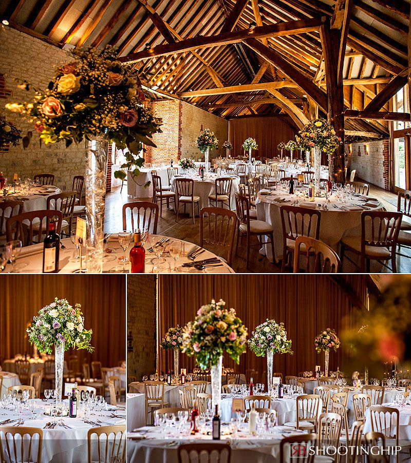 barn wedding venue london%0A Hayley and Russell get married at the glorious Surrey wedding venue  Bury  Court Barn on a warm summer u    s day