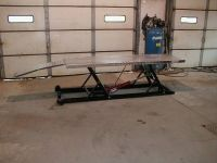 Homemade Motorcycle Lift Dolly Modification Motorcycle Lift Table Lift Table Homemade Motorcycle