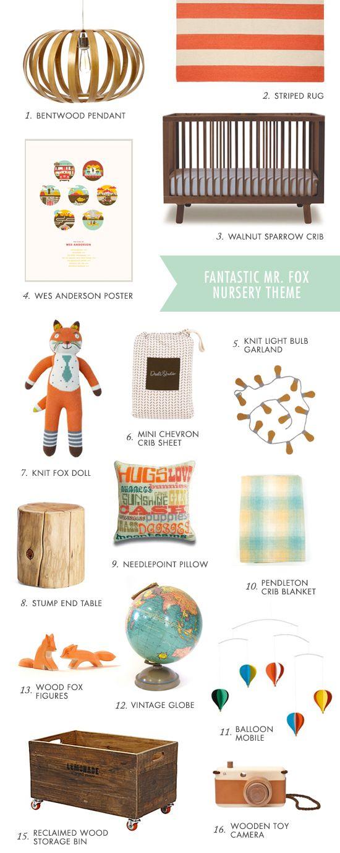 100 Layer Cakelet Fox Themed Nursery Nursery Themes Fox Nursery