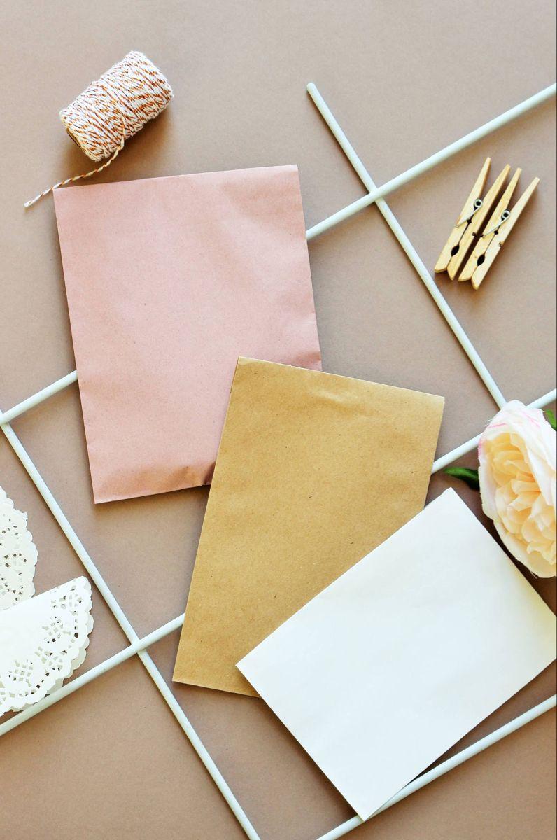 DIY Hochzeitskalender als Geschenk für die Braut basteln – so gehts