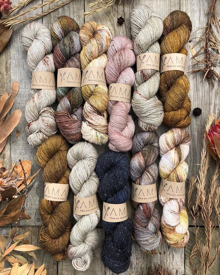 Yama Merino Linen Singles From Yama Fibre Art With Images