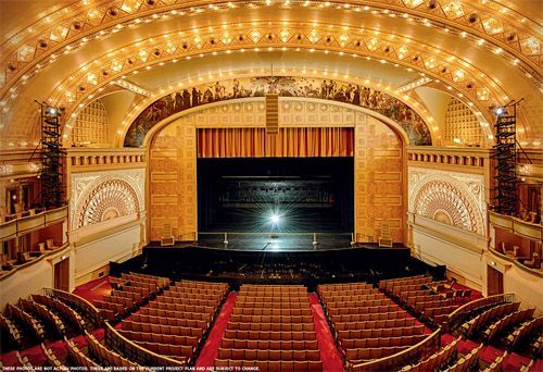 Image result for proscenium stage