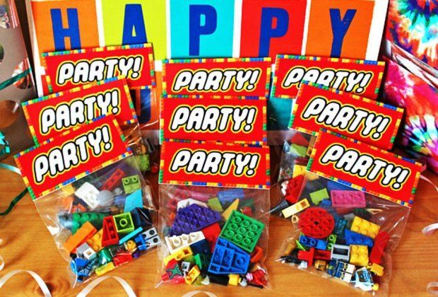 Party Bag Fillers Birthday party favours games 10 x INSIDE OUT Sticker strips
