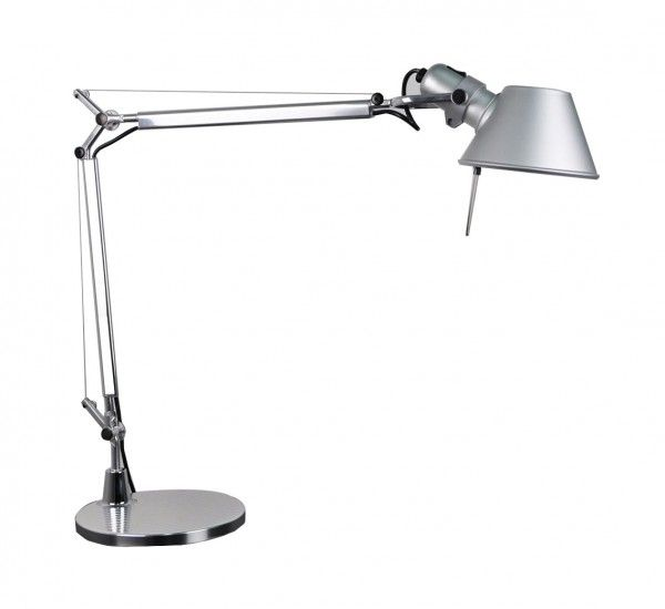 Tolomeo Mini Led Is A Table Lamp By Michele De Lucchi For Artemide Basic Structure Diffuser With Movable Arms Joints And Suppo Lampade Da Tavolo Lampade Led