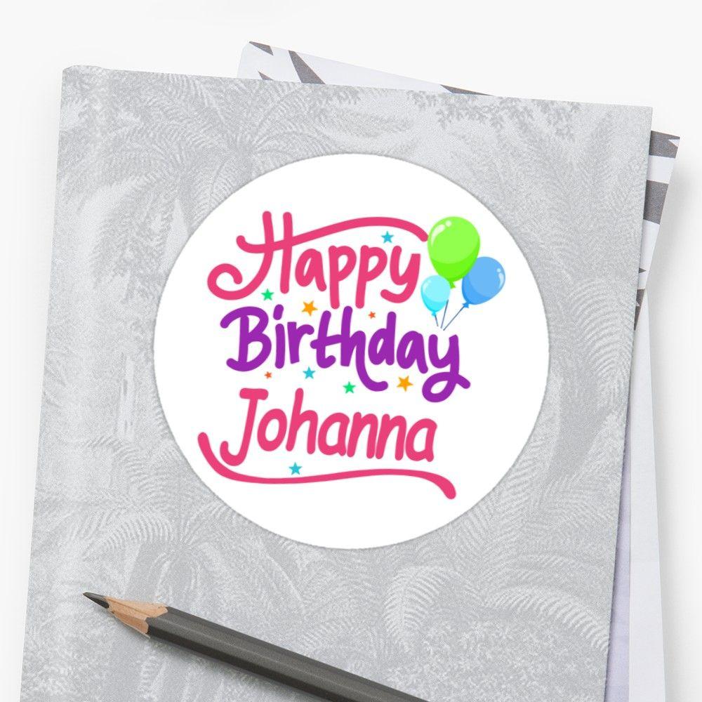 Glücklicher Geburtstag