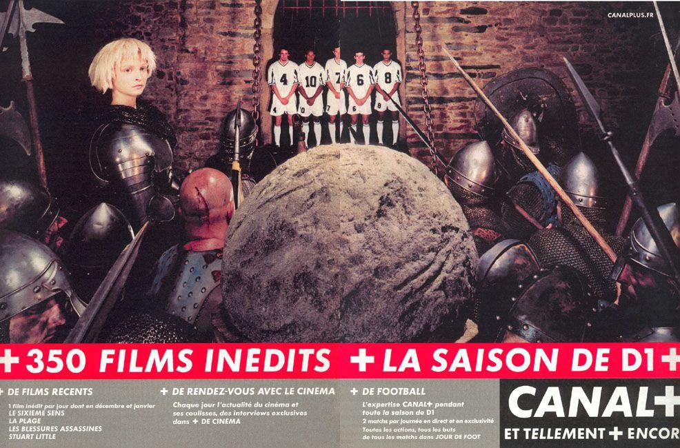 Canal + / Jeanne d'Arc + Football