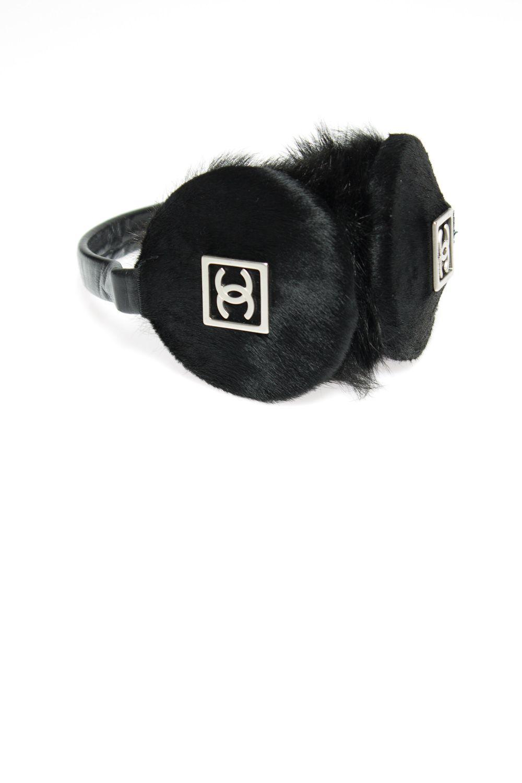 f76c3df4bb89dd Secondella - Chanel Earmuff