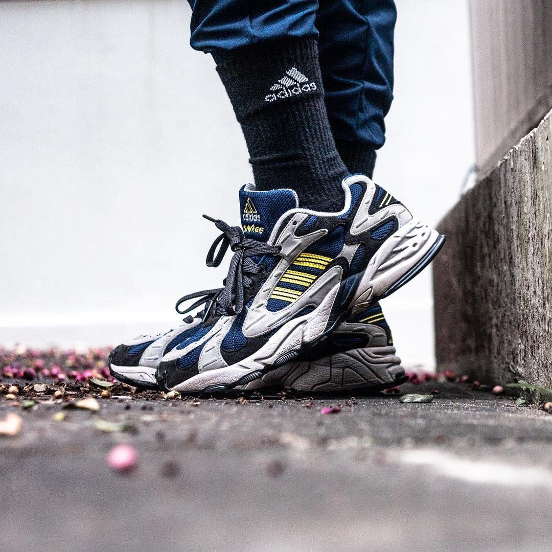the best attitude 89f18 27f4c adidas Savage Trail OG