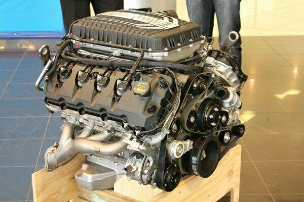 Ford S C 5 0 Coyote Motor Big Trucks Boat Engine Ford