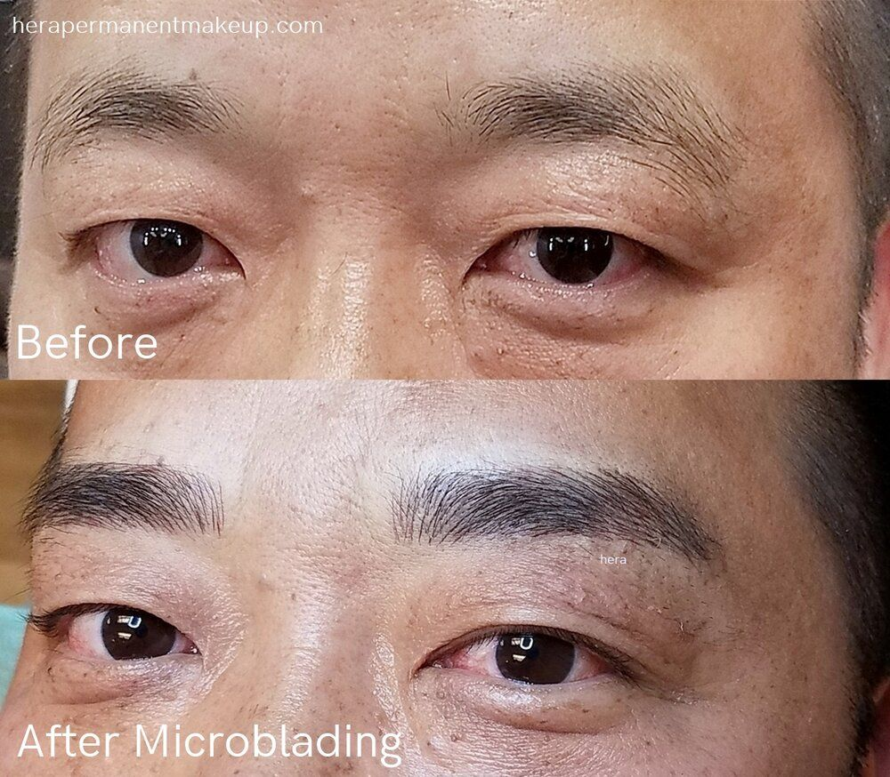 Microblading by Hera PMU in 2020 Microblading eyebrows