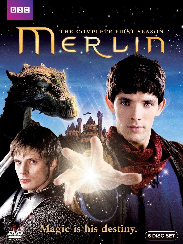 ซรยฝรง Merlin Season 1 ผจญภยพอมดเมอรลน ป 1