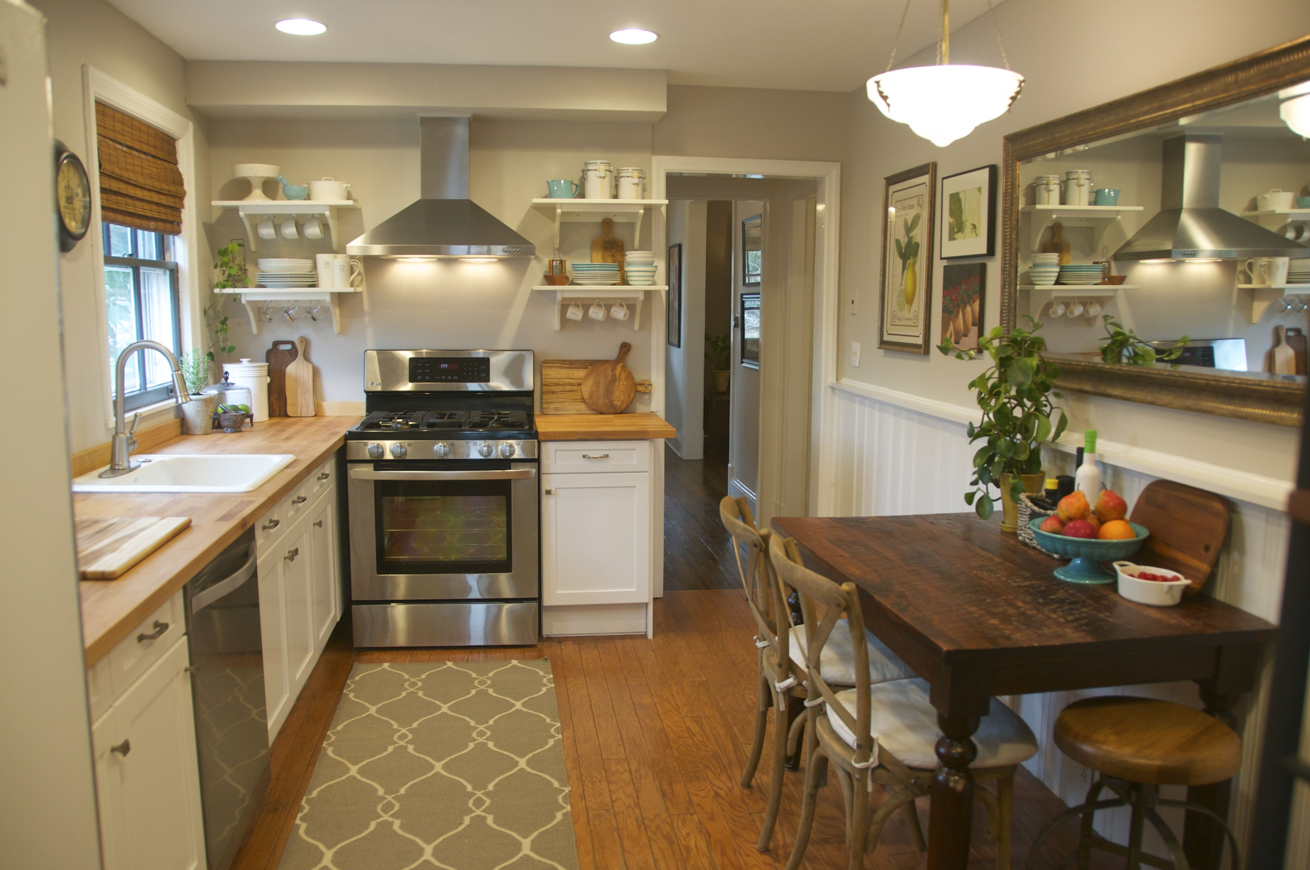 Best Our Very Low Budget Kitchen Makeover My Ridgewood Nj 400 x 300