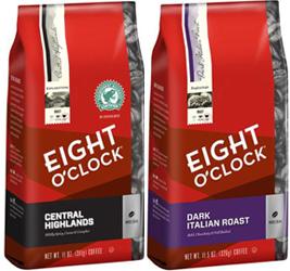 2 Off 2 Eight O Clock Coffee Coupon Coffee Coupons Coffee