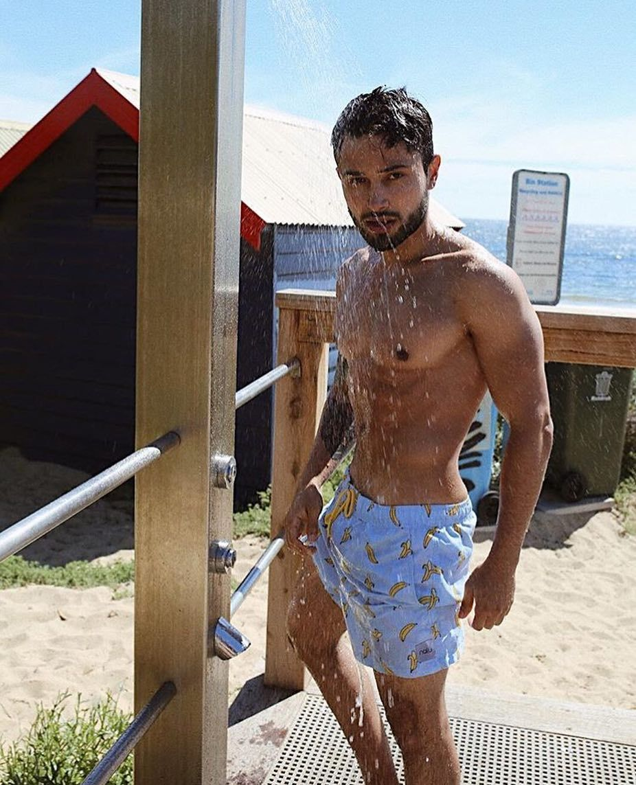 5569341868 Summer just started with Nalu Shorts Shop link in bio #jointhewave #benalu # nalu #boardshorts #mensfashion #mensweardaily #beach #summer #australia ...