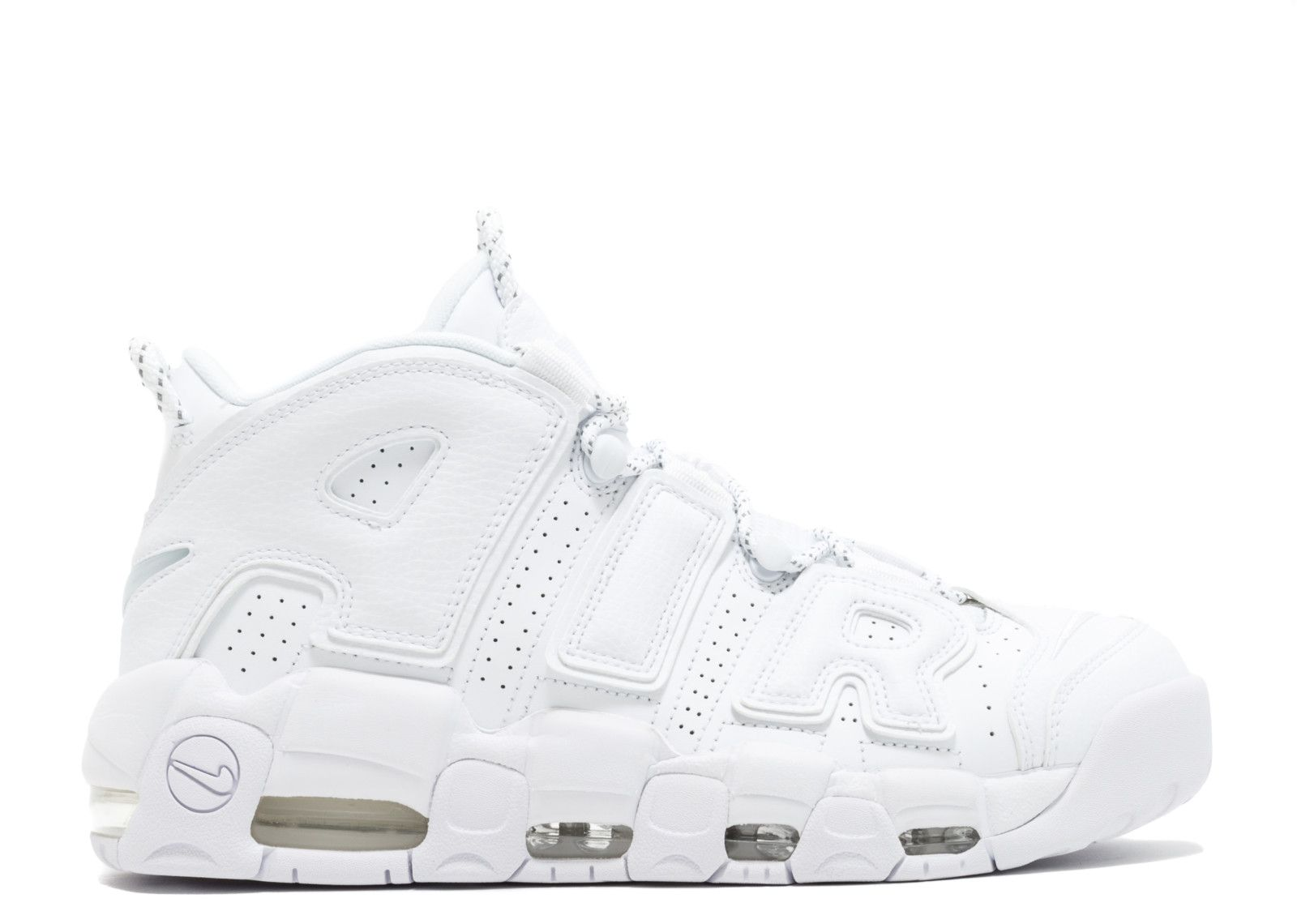 super popular 9d991 09c94 Nike - Air More Uptempo White  96 -  250