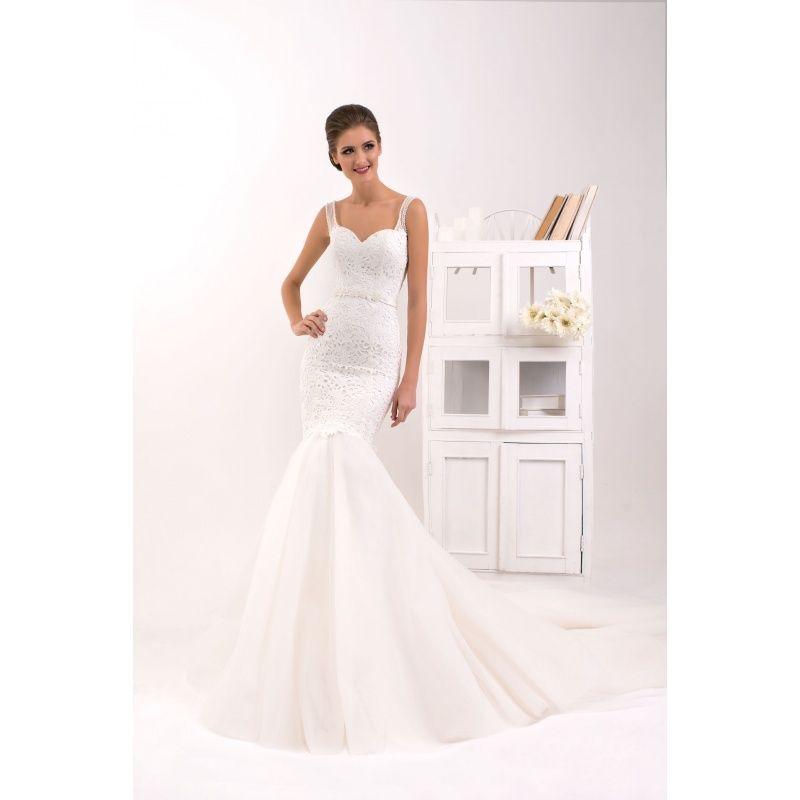 e68d18565af7 Tammy - luxusné svadobné šaty morská panna s krajkou