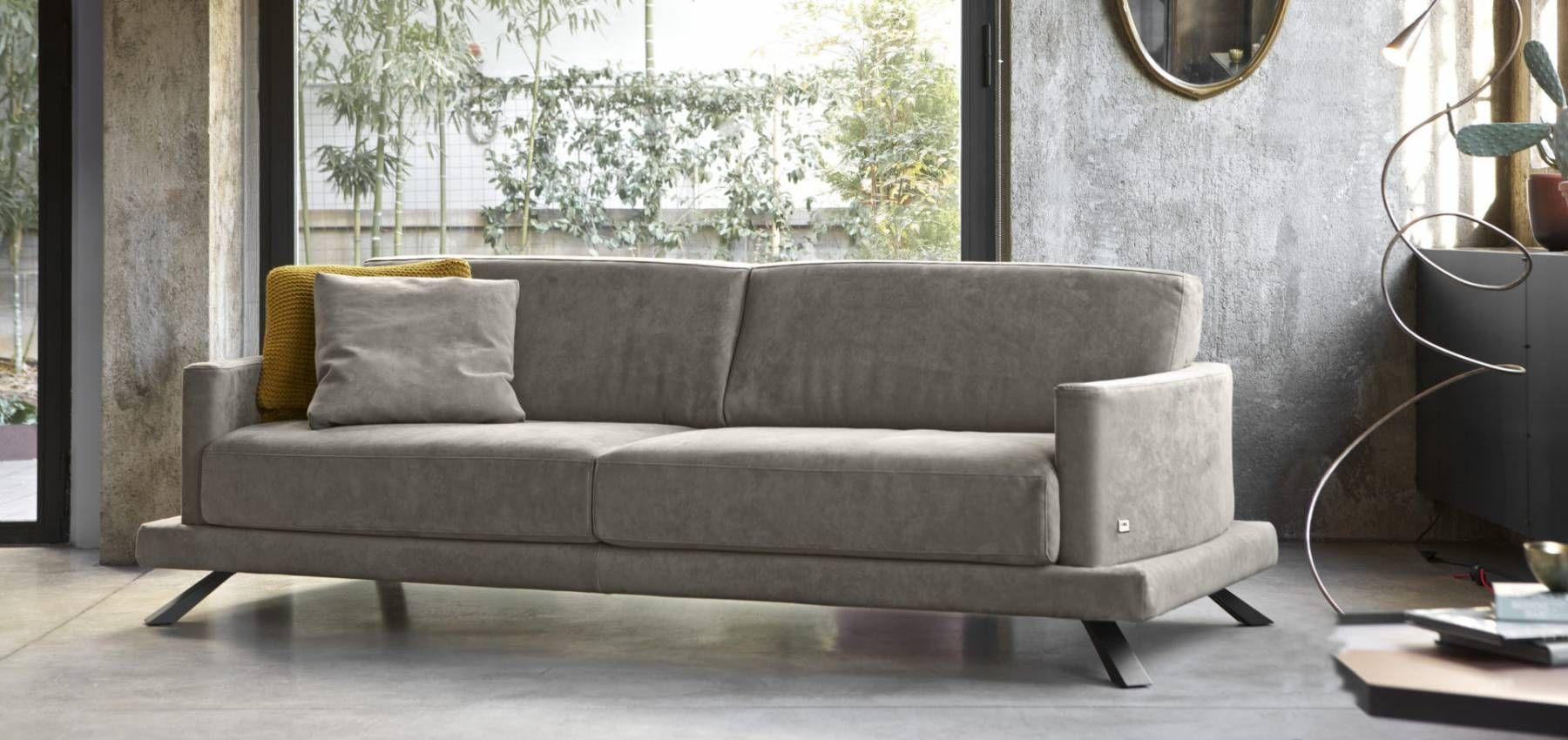 Collezione Sartoria di Doimo Salotti - divano in tessuto modello ...