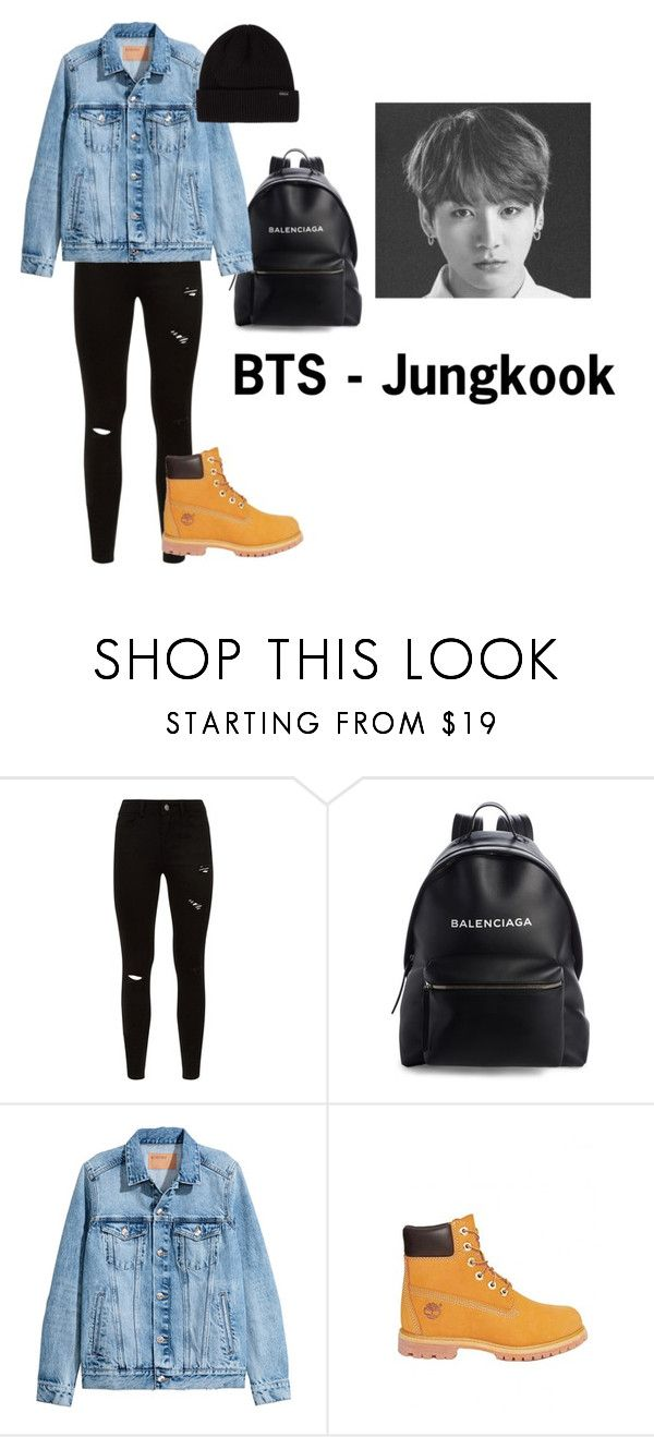 15 Best Jungkook timberlands images | Bts inspired outfits