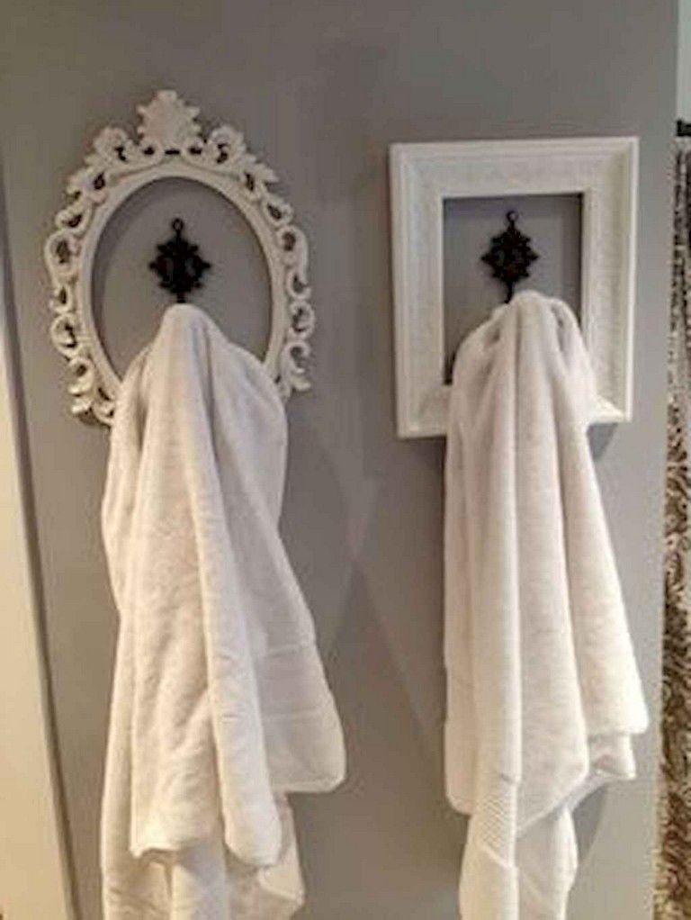 20+ Lovely Shabby Chic Bathroom Decoration Ideas