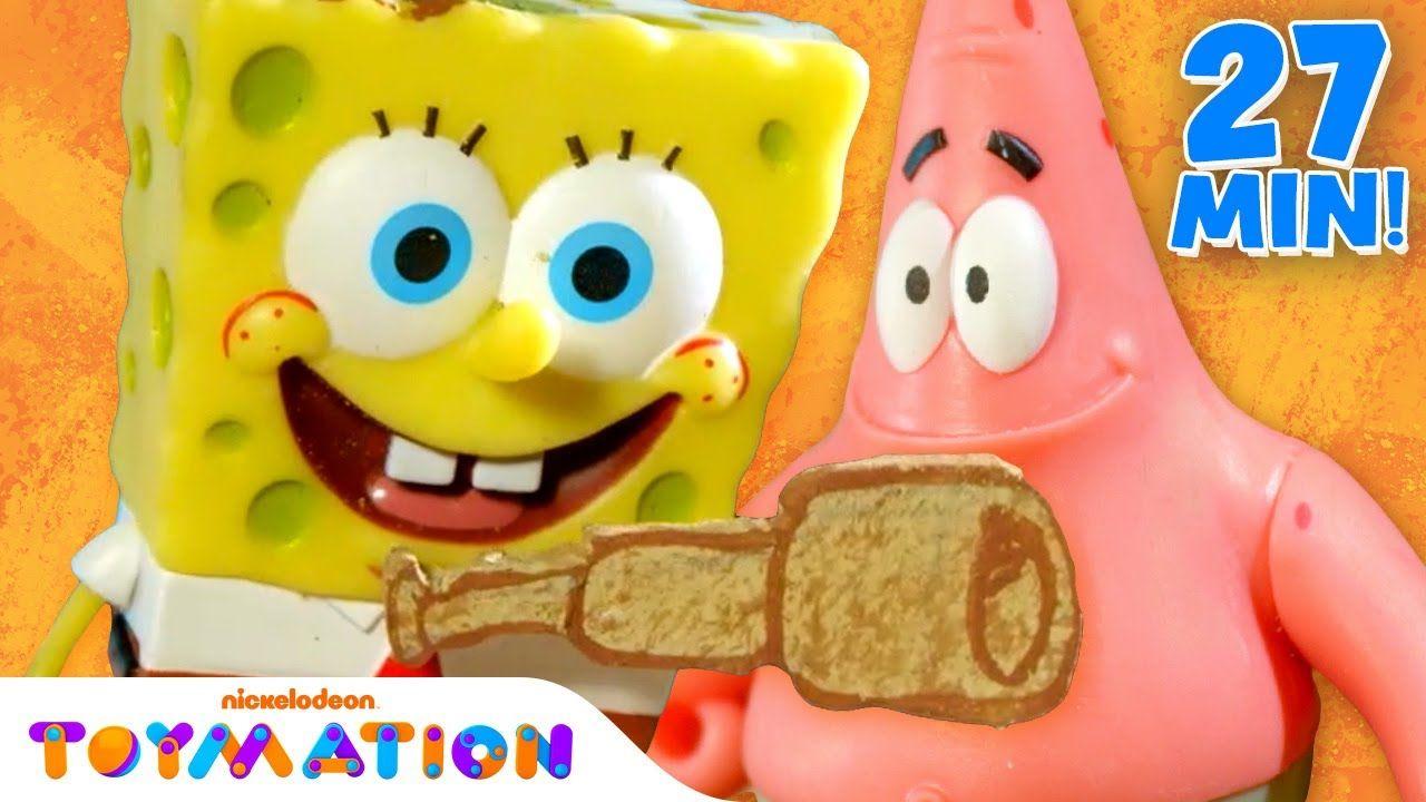 Top 8 Spongebob Toy Adventures Compilation Toymation In 2021 Spongebob Spongebob Squarepants Best Songs