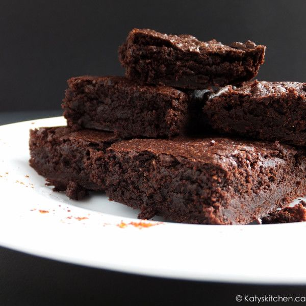 Cheeky Chocolate Chili Brownies