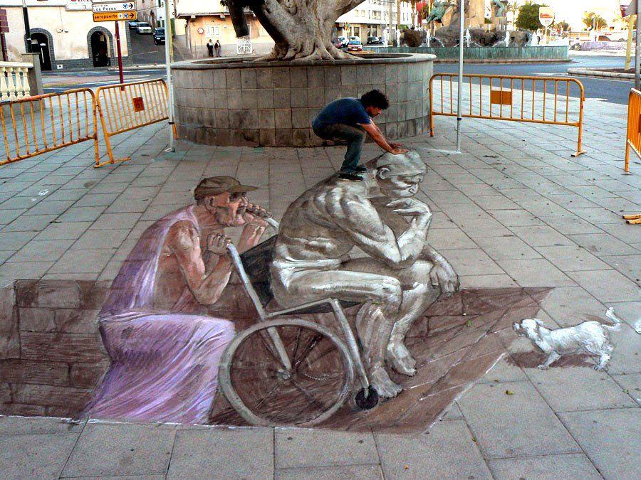 fuerte ventura by Eduardo Relero Arte urbano utópico