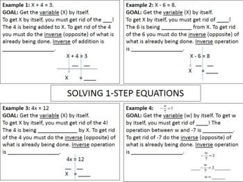 How To Get Rid Of Fractions In Algebraic Equations