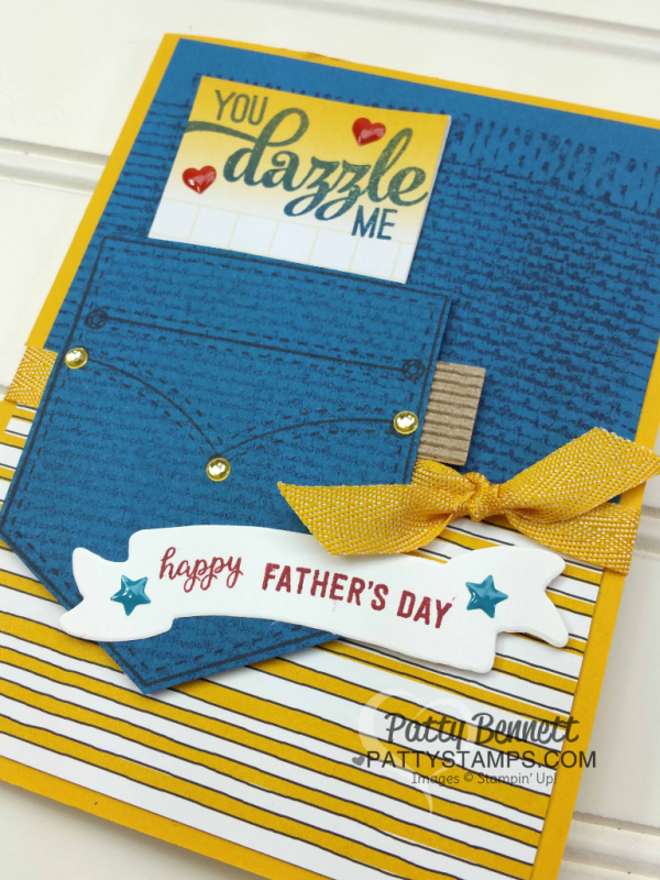 Great guy card featuring pocketful of sunshine stamp and framelit great guy card featuring pocketful of sunshine stamp and framelit bundle from stampin up m4hsunfo