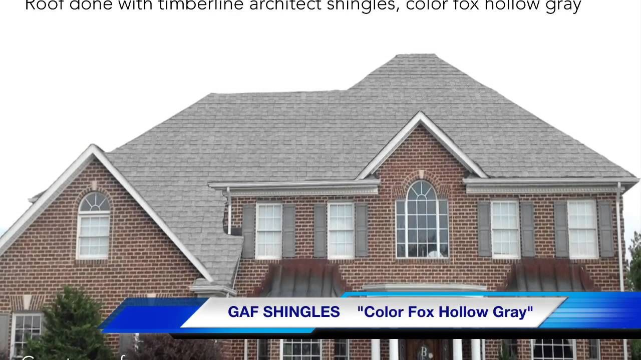 Best Gaf Shingles Fox Hollow Grey Google Search Roof Colors 400 x 300
