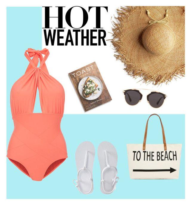 """#114"" by kseniaalexandrova on Polyvore featuring мода, Aéropostale, Christian Dior, Lilliput & Felix, PHAIDON, Straw Studios, StreetStyle, Summer, beautiful и beach"