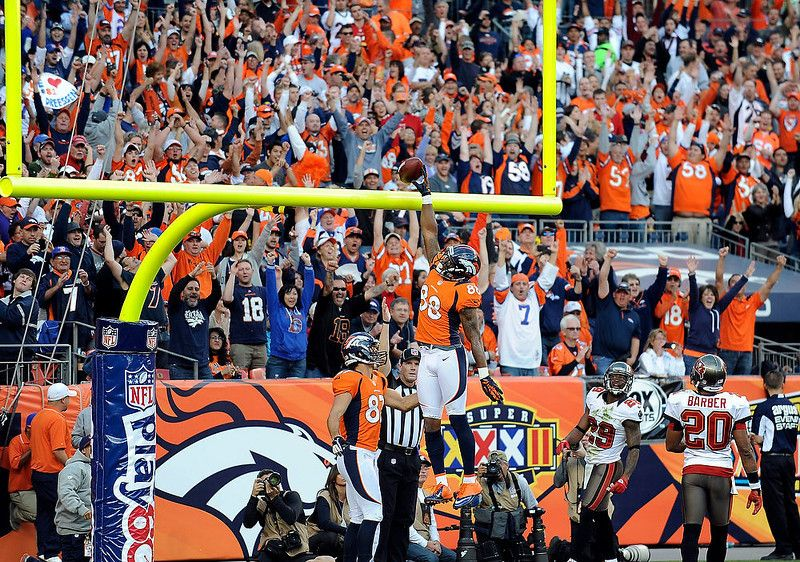 Photos Tampa Bay Buccaneers vs Denver Broncos Denver