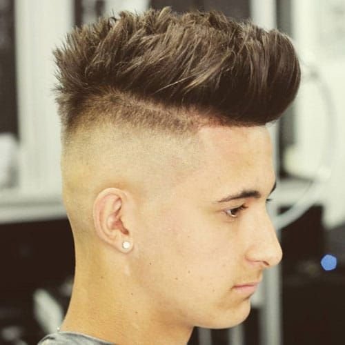 59 Best Fade Haircuts Cool Types of Fades For Men 2019 Guide