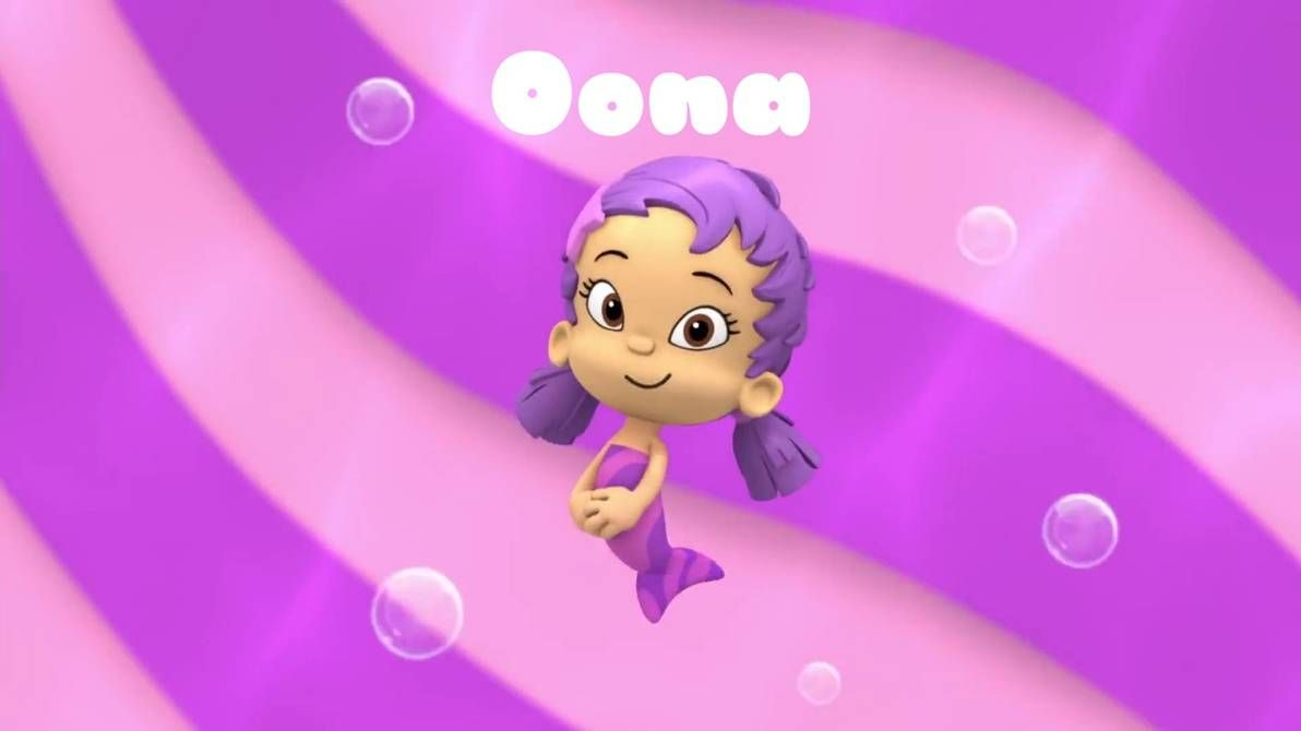 Oona From Bubble Guppies By Lah2000 Bubble Guppies Discovery Kids Guppy