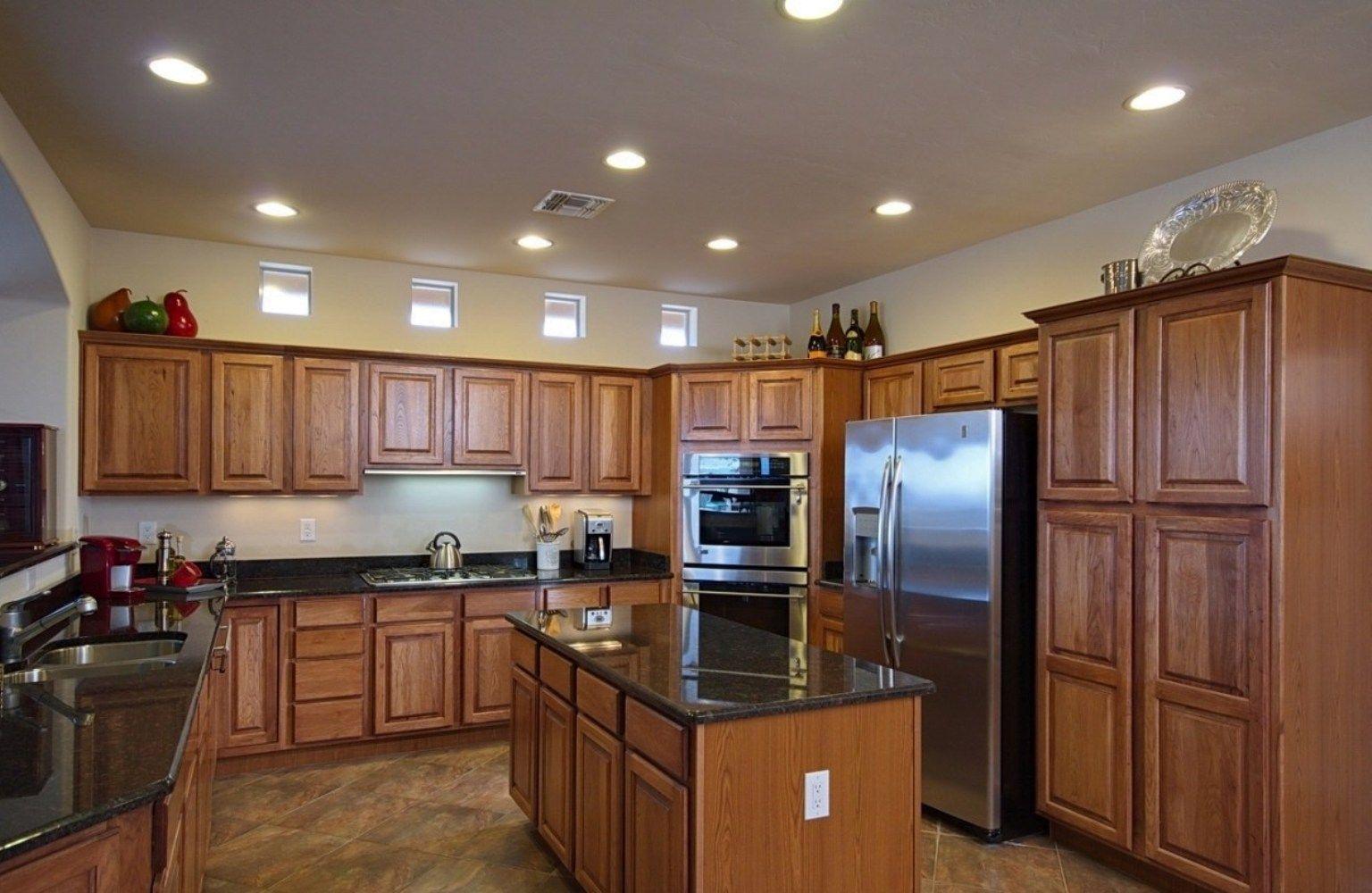 Hickory-Kitchen-Cabinet.jpg 1,536×1,000 pixels | Hickory ...