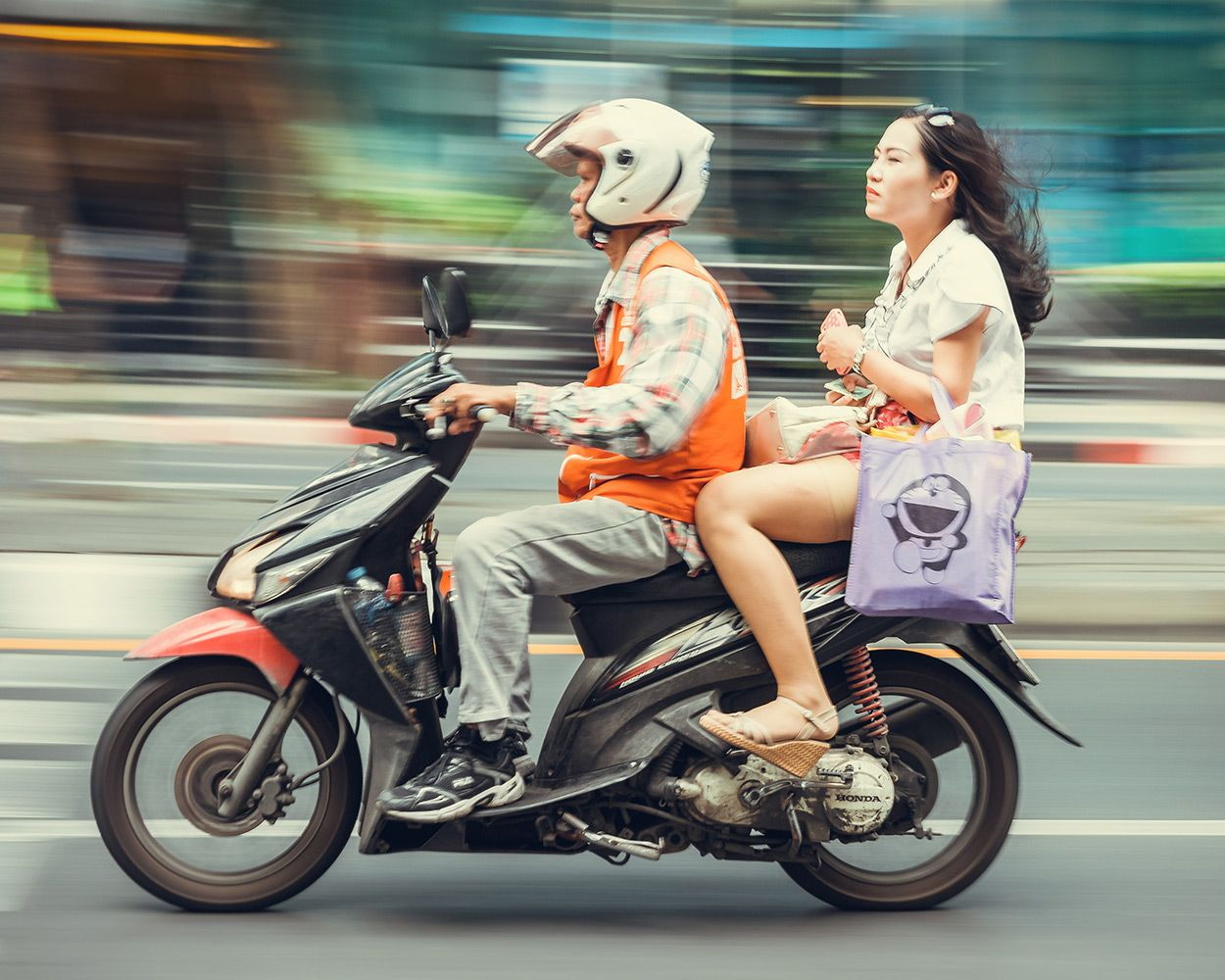 Are there any Motorbike Taxi services in India? Taxi