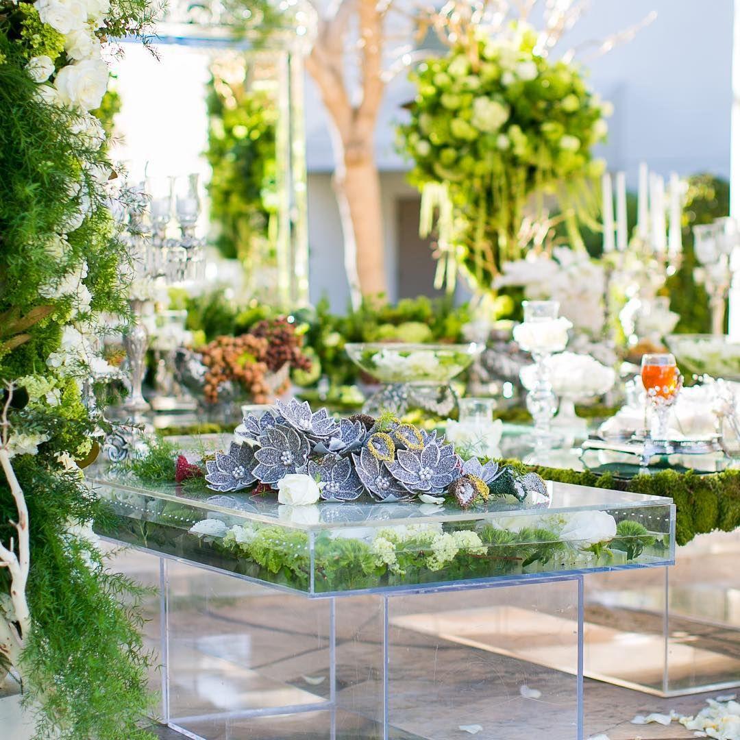 Garden event decor  Square Root Designs squarerootdesigns u Instagram photos and
