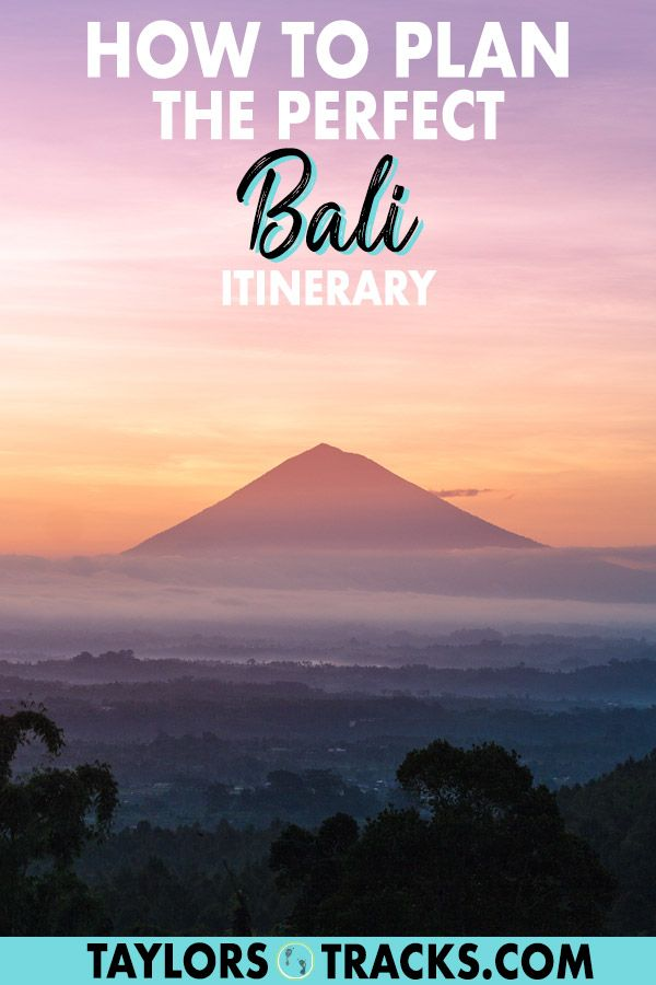 Planning the perfect Bali itinerary is made simple with this easy to use Bali guide that is filled with Bali travel tips, the best places to see in Bali, where to stay in Bali, the top Bali attractions and more. Click to start planning your dream Bali trip! #bali #travel #traveltips #travelgoals #budgetravel