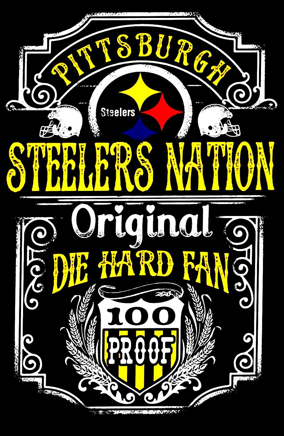 Pittsburgh Steelers Pittsburgh steelers logo, Pittsburgh