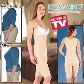 9b370b870c00d Kymaro Body Shaper Undergarment - New Slimming Body Shaper