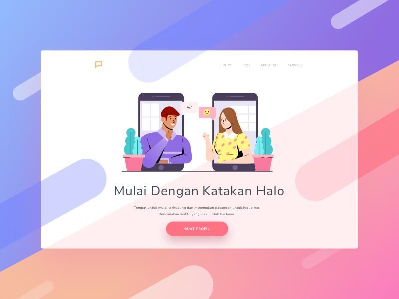 h dating app