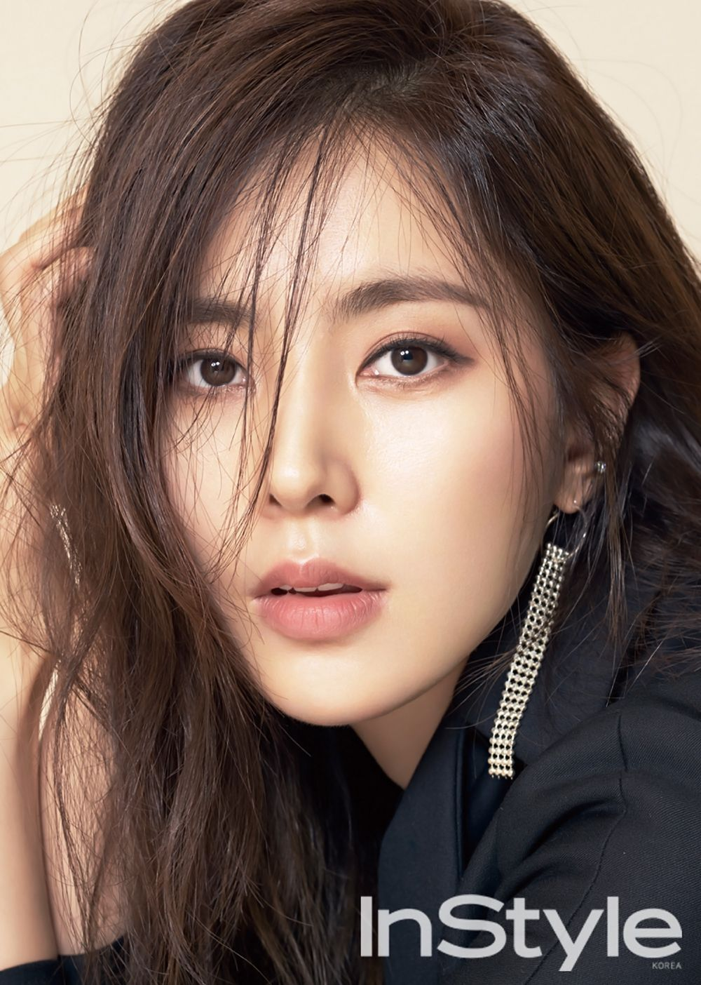 Han Chae Ah Instyle Magazine August Issue 16 Korean Photoshoots Beautiful Face Fashion Pictures Asian Beauty