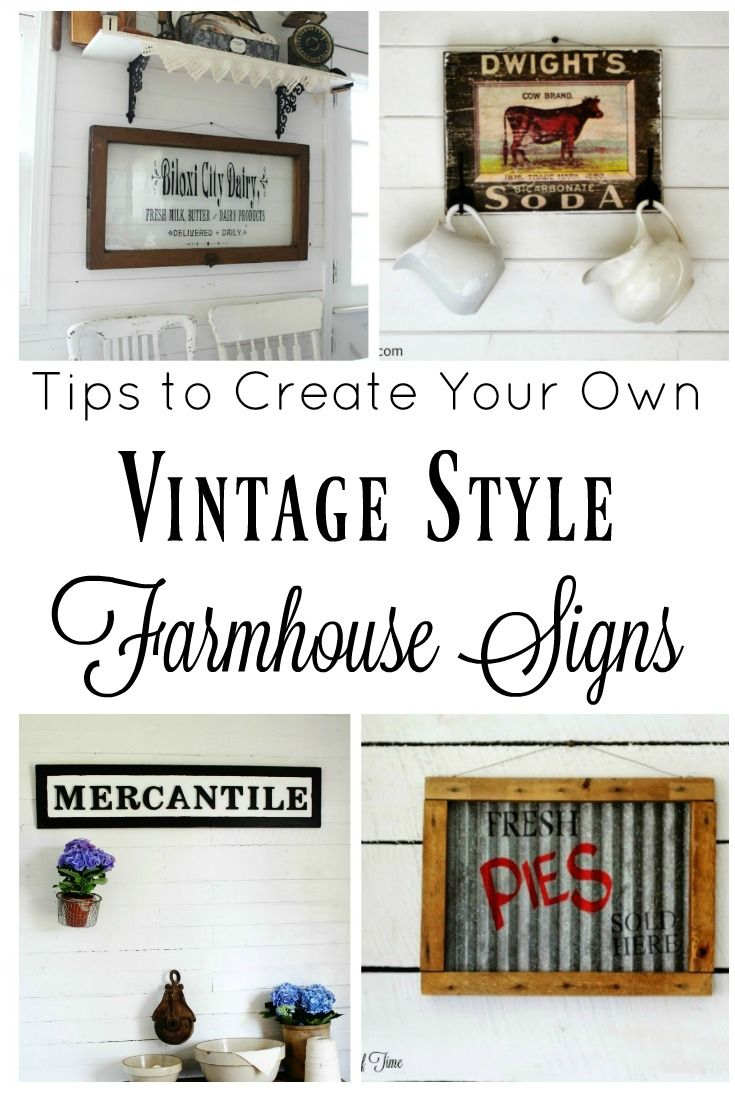 My Five Favorite Farmhouse Style Sign Projects Farmhouse Kitchen Signs Farmhouse Style Sign Kitchen Sign Diy