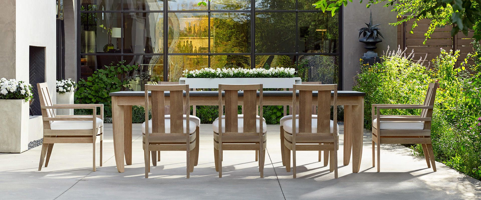 Luxury Outdoor Furniture And Indoor Accessories