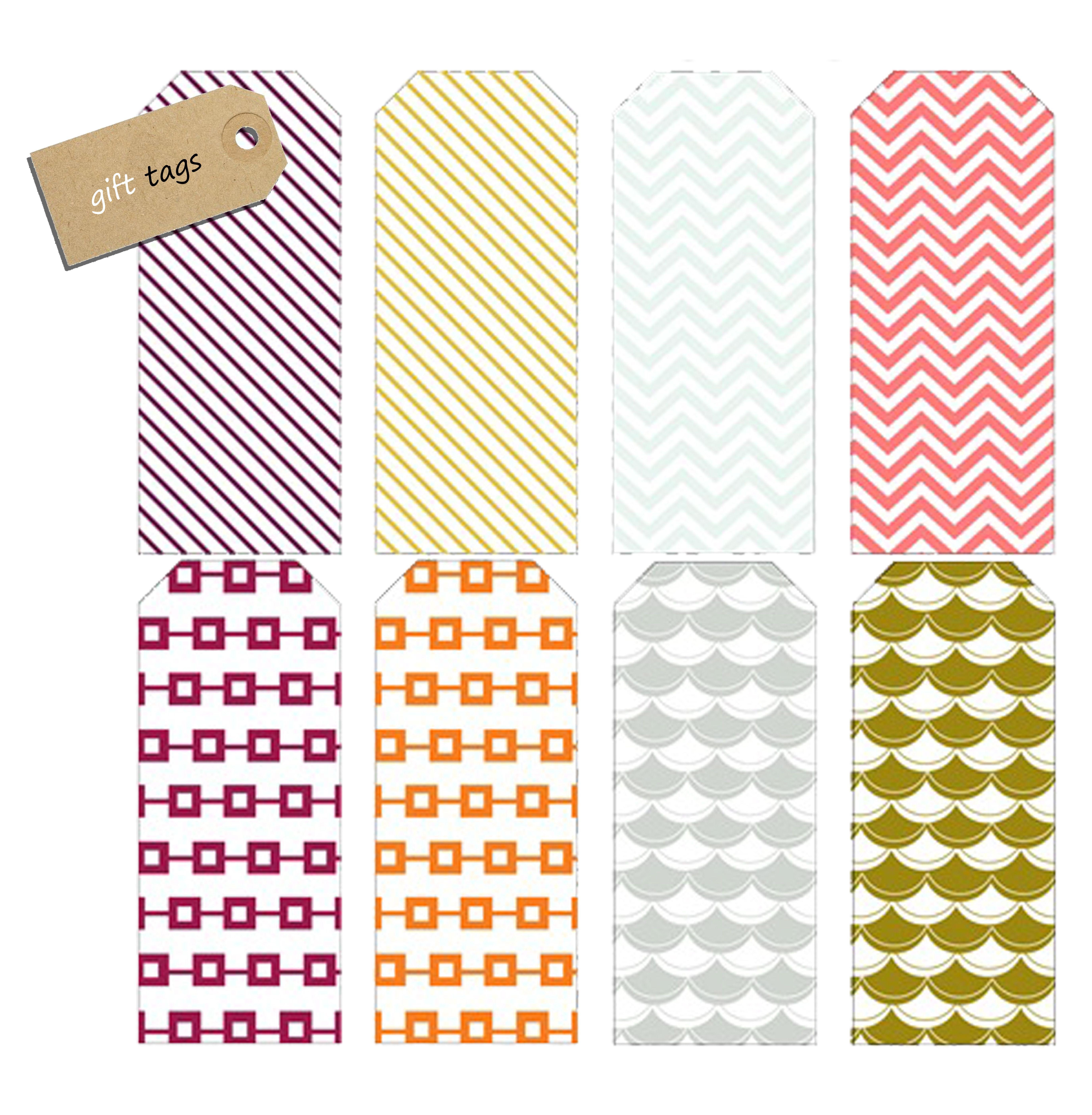 Print tags for presents | Tarjetas y regalos | Pinterest | Etiquetas ...