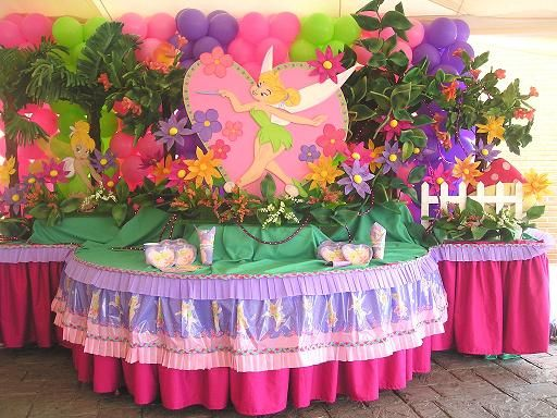 peterpan & tinkerbell babyshower ideas | ... es importante, te ...