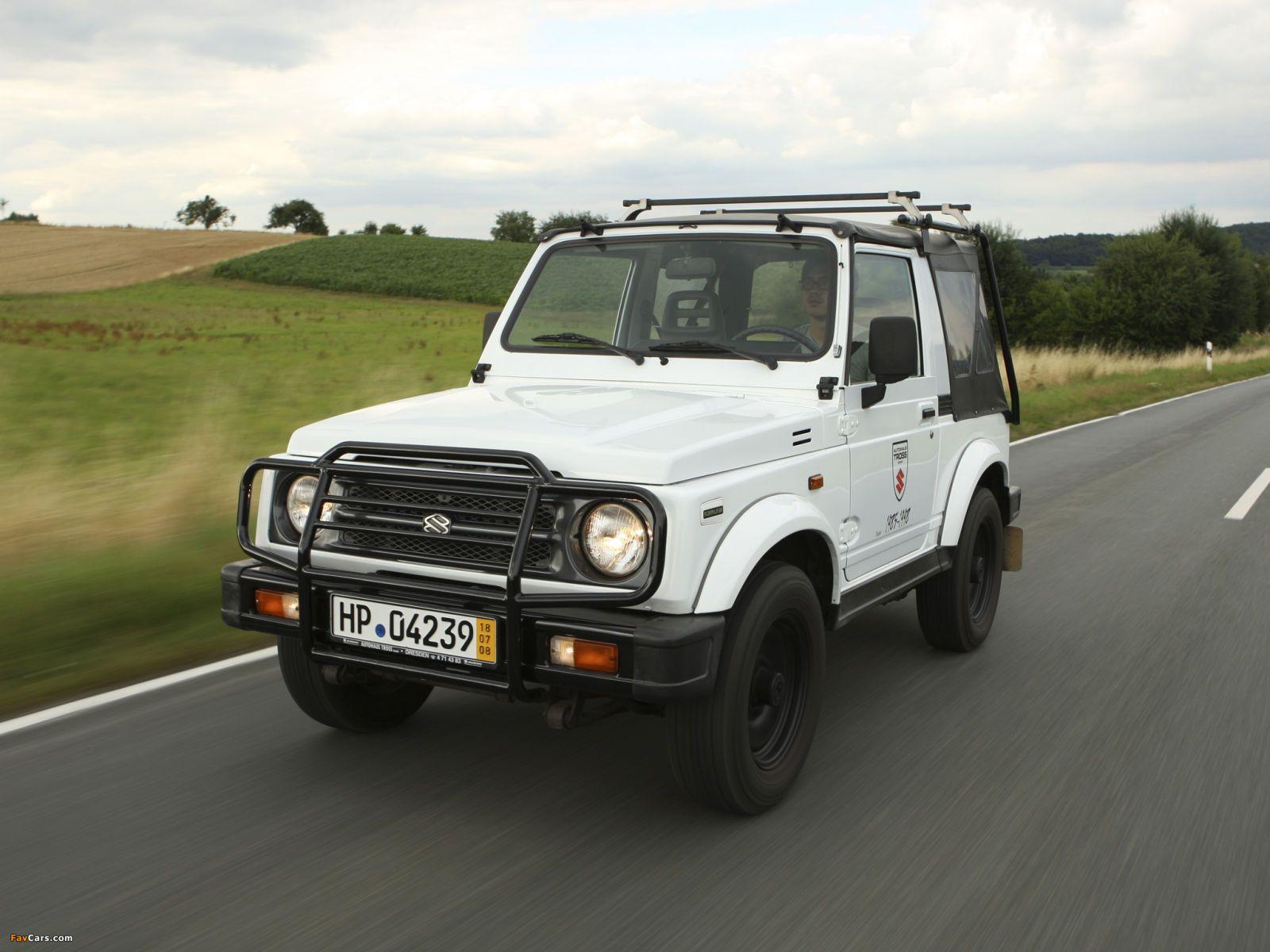 a5e31d879a52d4 Suzuki Samurai 1985-1995