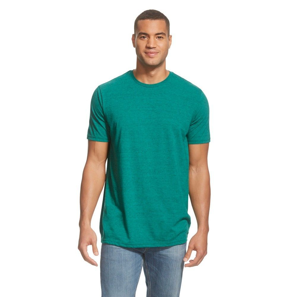 Men's Big & Tall Crew Neck T-Shirt - Mossimo Supply Co. Crew NeckPolo  RalphRalph LaurenBoat Neck