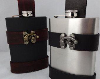 Steampunk brazal de cuero / pulsera / brazalete por